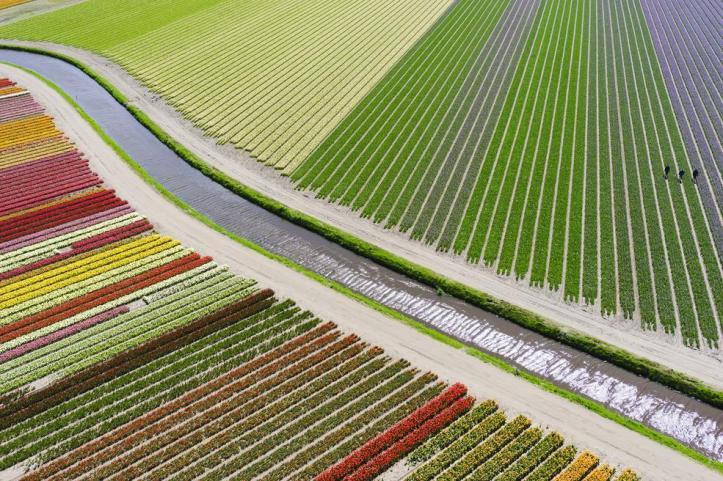 Tercer premio en la categoría Lugares, pro Anders@andersa.com| Dronestagr