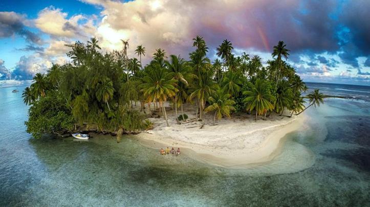 Tercer premio en la categoría Naturaleza, por Marama Photo Video. | Dronestagr