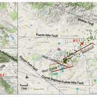 """La NASA alerta """"al 99,9%"""" de un gran terremoto cerca de Los Angeles antes de tres años"""